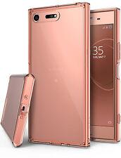 For Sony Xperia XZ Premium | Ringke [FUSION] Transparent Protective Cover Case