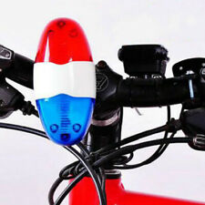 6 LED Horn Polizeiwagen LED Fahrrad Licht Sirene Für Elektroroller Fahrr YQB