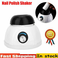Nail Polish Shaker Gel Tattoo Ink Pigment Liquid Bottle Shaking Machine 100-240V