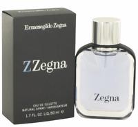 50ml Zegna Z by Ermenegildo Zegna Eau de toilette Perfume Hombre 1.6 oz