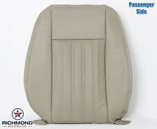 03-04 Lincoln Aviator-Passenger Side Lean Back PERFORATED Leather Seat Cover TAN