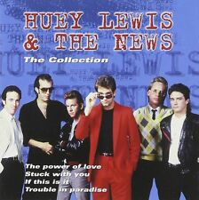 Huey Lewis & the News - The Collection - US pop / rock hits album