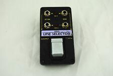 Pedale de guitare YAMAHA LS-01 LINE SELECTOR : fonctionne