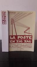 Pickwick Paul - La Poste En Zig Zag - 1935