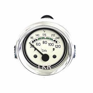 Fernthermometer Temperaturanzeige 12V für Lanz Bulldog D1616 D2016 D2416 D2816