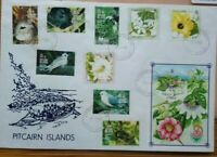 PITCAIRN ISLANDS 2001 ATTRACTIVE COVER WITH SHIP M. V. DEUTSCHLAND VISIT CACHET