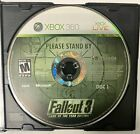 Fallout 3 - Xbox 360 - Disc Only - GOOD CONDITION - FAST FREE SHIPPING!!