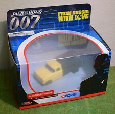 James Bond 007 CORGI TY06701 Chevrolet Truck From Russia With Love