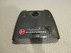 HOOVER WIND TUNNEL VACUUM CLEANER S3641 BAG COVER