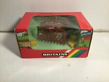 Britains Farming Implements No 9543 Push Off Buck Rake Mint In Box 1980's