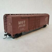 HO Scale Athearn 5033 MKT The Katy 50' Double Door Boxcar Kit 46132