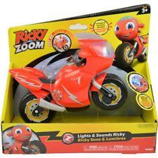Ricky Zoom Lights & Sounds Vehicle
