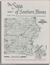 The Saga of Southern Illinois - 1998, Spring - Genealogy Society Quarterly