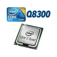 PROCESSORE CPU PC DESKTOP INTEL CORE 2 QUAD Q8300 QUAD CORE LGA 775 2.5GHZ BULK-
