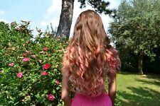 Rubin Extension capelli veri Remy 100% naturali clip-in