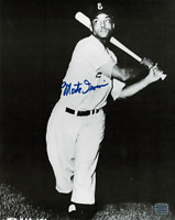 Monte Irvin signed autographed 8x10 photo! RARE! AMCo Authenticated!
