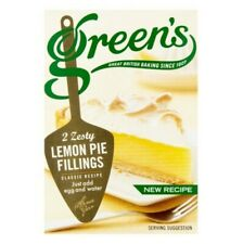 2 x Greens Zesty Lemon Pie Filling Mix box  2 X 70G Same Day Dispatch