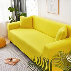 Slipcover Loveseat Furniture Pet Proof Protector Universal Elastic Sofa Covers