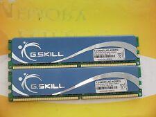 PC Escritorio memoria 4gb 2x2gb DDR2 pc2-6400 800MHz 240p NO ECC
