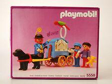 Vintage Playmobil 5550 ~ Organ Grinder for the Victorian Mansion 5300 ~ NISB
