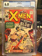 Uncanny X-Men #7 -- CGC 6.0 1990220001 -- 1st app. Cerebro