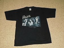 Vintage The Police Regatta De Blanc Shirt Large Sting Copeland Summers