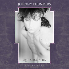 JOHNNY THUNDERS 'Que Sera, Sera - Resurrected' 2xLP remixed ltd col vinyl RSD19
