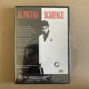 Scarface – DVD – brand-new/sealed
