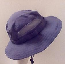 Eddie Bauer S Hat Boonie Bucket Gray Green Nylon Outdoors 5748f8b1402