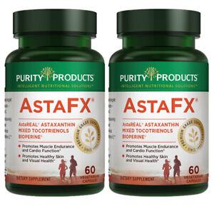 AstaFX - Astaxanthin Super Formula 2X60 caps Purity Products