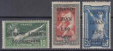 Líbano - 3 marcas ex Michel-nº 22-25 sin usar y/* (juegos olímpicos 1924)