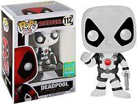 Deadpool Thumbs Bobble Head Summer Exclusive POP! Marvel #112 Vinyl Figur Funko