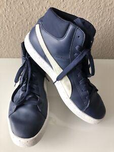 PUMA 1948 Mid L Sneaker Schuhe blau 359169041 Boots Herren US10,5 UK9,5 EUR44