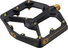 Crank Brothers Stamp 11 Large Pedals: Black