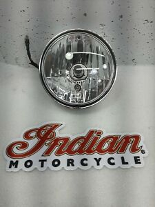 Indian Scout Stock OEM Headlight 525906