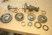 Allis Chalmers WD45 Tractor transmission gears lower & top rev drive gears 45