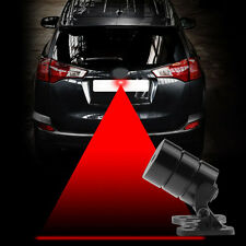 Safe Car Anti Collision Rear End Auto Red Laser Tail Fog Lights and Mount Truck