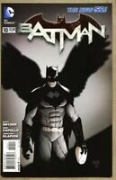 Batman #10-2012 nm- 9.2 Standard cover Night of the Owls New 52