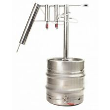 Destylator gazowy zimne palce keg 30L POT STILL Alcohol Distiller reflux