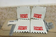 NOS GENUINE Mazda GRAND FAMILIA Mudflaps Splash Guards SET 808 818 Savanna RX-3