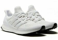 adidas UltraBOOST 1.0 M OG Triple White Men Women Unisex Shoes S77416 2016