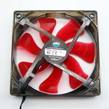 Cooler Master 120mm XtraFlo Red LED PWM Cooling Fan PC Case 93 CFM 2200 RPM F17