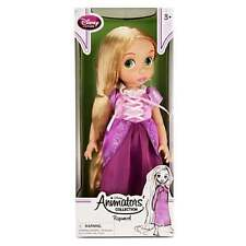 "Disney Store Animators Collection Rapunzel Toddler Doll 2nd Edition 16"" NIB"