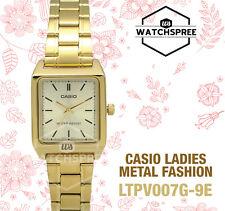 Casio Ladies' Analog Watch LTPV007G-9E LTP-V007G-9E