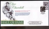 CLIVE CHURCHILL RABBITOHS ARL HALL OF FAME RUGBY COVER