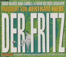 Bertram Hiese - Der Fritz ° Maxi-Single-CD von 1990 ° FAST WIE NEU °