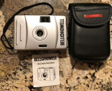 Bell & Howell Ultra Compact 35mm Manual Film Camera - Focus Free 28mm Lens