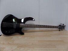 Dean Edge 4 String Electric Bass Guitar Classic Black