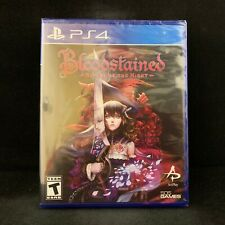 Bloodstained : Ritual of the Night (Ps4 / Playstation 4) Brand New / Region Free