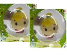 Disney Tsum Tsum Lip Smacker TINKER BELL Enchanted Candy Apple Party Favor 2pk
